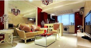 华美女式公寓装修设计