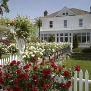 唯美别墅入户花园装修设计