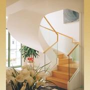 简约家用楼梯装修设计