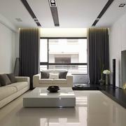 都市现代客厅装修设计