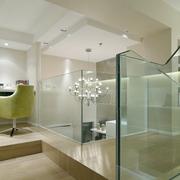 地中海风格单身公寓装修