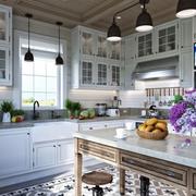 潮流厨房橱柜装修设计