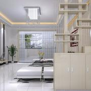 都市单身公寓室内鞋柜设计