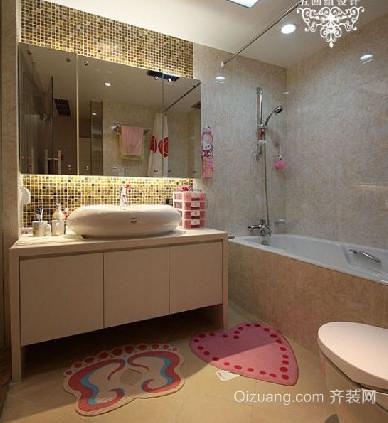 小卫生间装修效果图图案欣赏
