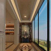 精装欧式别墅玄关设计