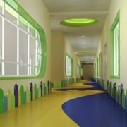 清新幼儿园装修设计