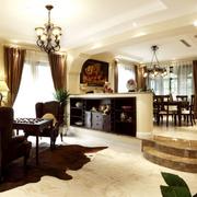 经典大户型客厅设计