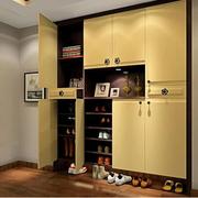 时尚单身公寓室内鞋柜设计