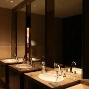大气酒店公厕设计