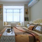 温馨卧室榻榻米装修设计