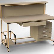 新型电脑办公桌装修设计
