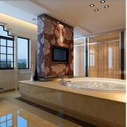 精装美式别墅飘窗装修设计