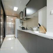 大气大户型厨房橱柜设计