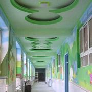 靓丽幼儿园壁画设计
