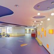 大气幼儿园装修设计
