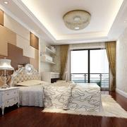 明亮小洋楼卧室图片
