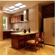 厨房中式局部别墅装修