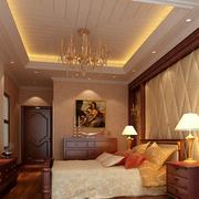 潮流欧式别墅卧室装修设计