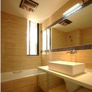 华美别墅卫生间设计