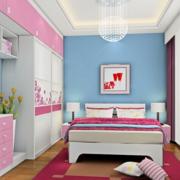靓丽家居小卧室设计