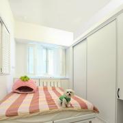 唯美地中海单身公寓装修设计