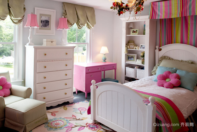 95后女生家居小卧室装饰装修图片