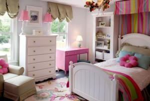 浪漫家居小卧室设计