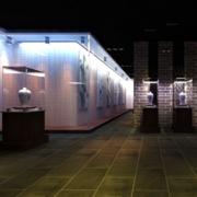 精致中式书画展厅装修
