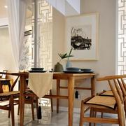古典中式客厅装修设计