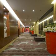 潮流酒店走廊吊顶设计