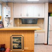 靓丽小户型开放式厨房装修
