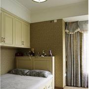 简约美式单身公寓装修设计