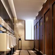潮流酒店公厕设计