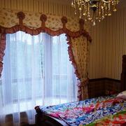 唯美欧式别墅飘窗装修设计