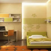 精装欧式三居主卧装潢设计