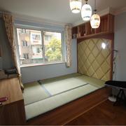 复古卧室榻榻米设计