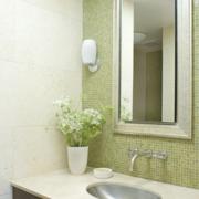 田园小户型卫生间瓷砖设计