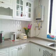 欧式厨房橱柜装修设计