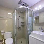 都市别墅卫生间设计