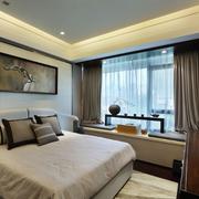 经典东南亚卧室榻榻米装修