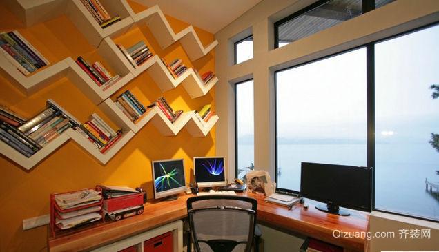创意家装书柜装修效果图大全