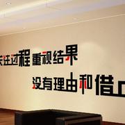 精装现代文化墙设计