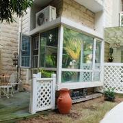 精致别墅入户花园装修设计