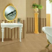 简约卫生间瓷砖设计