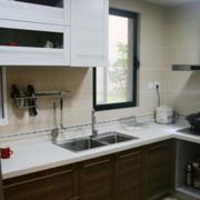经典厨房整体橱柜设计