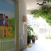 经典幼儿园墙绘设计装修