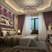 高档欧式别墅卧室装修设计