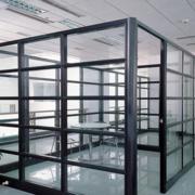 精致办公室吊顶造型设计