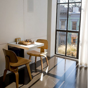 都市简约餐桌设计