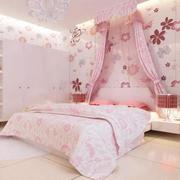 可爱小卧室墙衣装修效果图